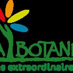 Logo vert avec baseline