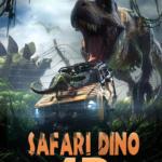Safari Dino : L'aventure 4D