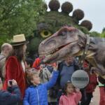 Le T-rex Crédit photo : Thierry Huguenin