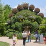 L'ogre végétal Crédit photo : Thierry Huguenin