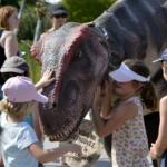 T-rex Crédit photo : Thierry Huguenin