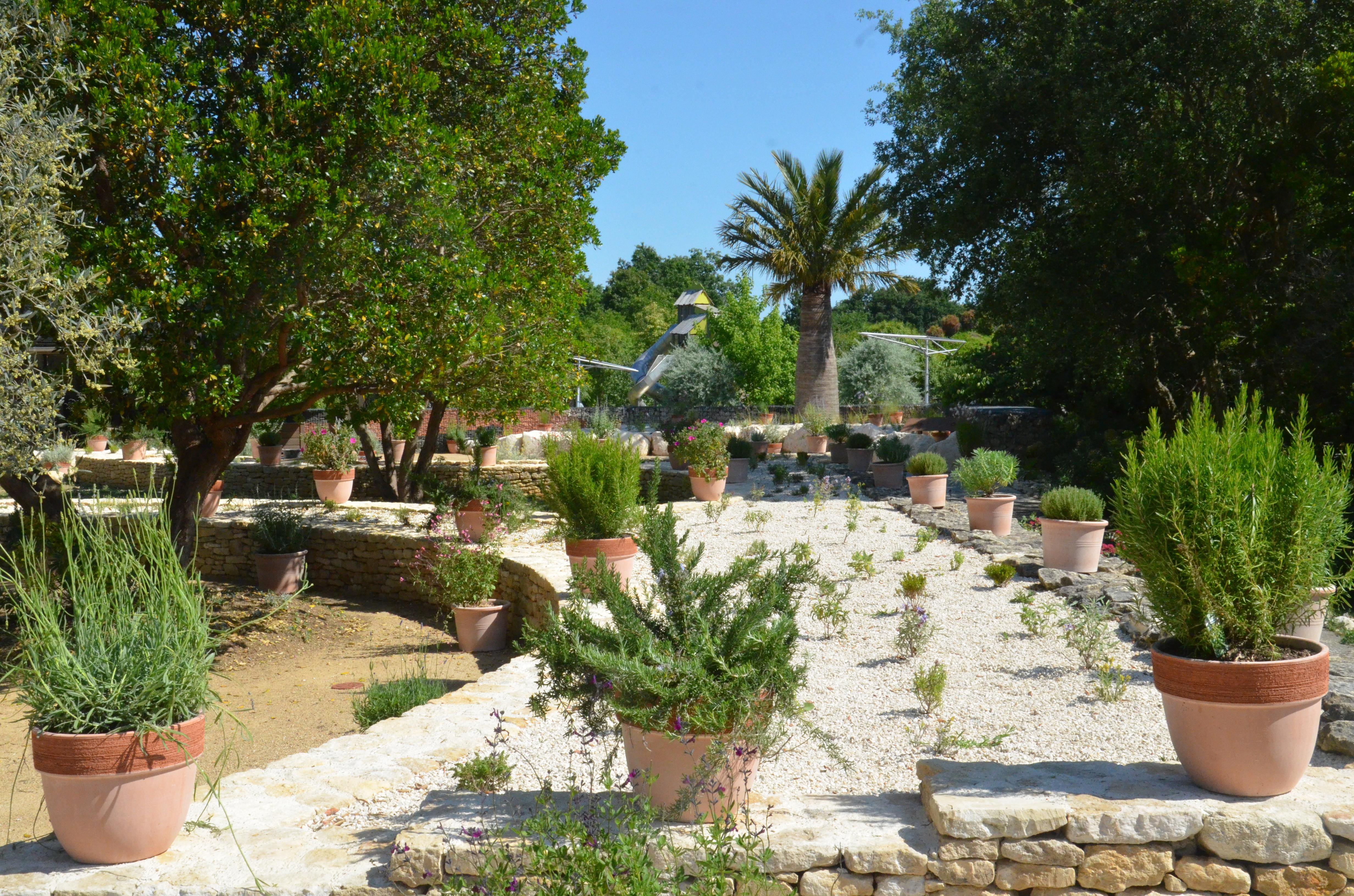 Le jardin sans eau (c) Terra Botanica 2 ok